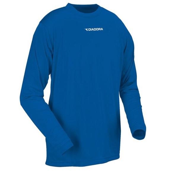 8e7cea60669 Diadora Other - EUC Diadora Diadry Mens Blue Soccer Shirt